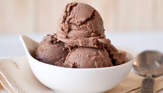 Šokolaadi-Vaarika Jäätis