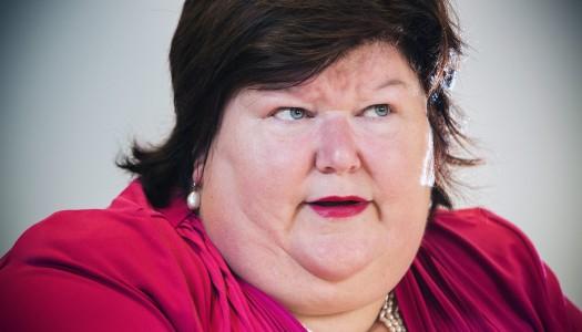 Belgia sai uue, 130 kg kaaluva, terviseministri
