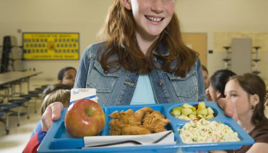 Uskumatud USA koolilõunad, õpilased raevus