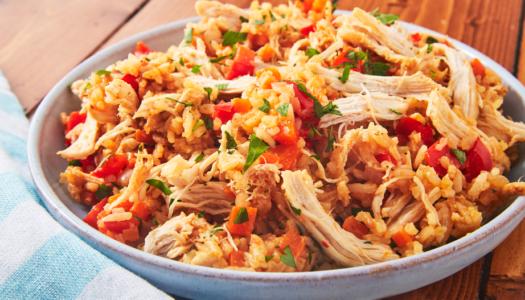 Lihtne kana ja riis